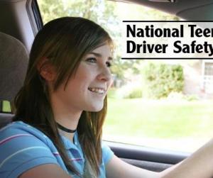 National teen driver safe